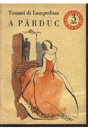 A párduc II. kötet - Régikönyvek
