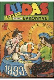 Ludas Matyi Évkönyve 1993. - Régikönyvek