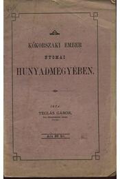 Kőkorszaki ember myomai Hunyadmegyében - Régikönyvek