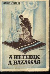 A hetedik házasság - Régikönyvek