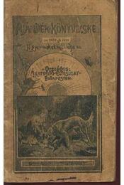 Ajándék könyvecske és naptár az 1902. évre - Régikönyvek