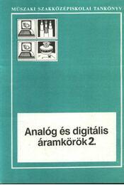 Analóg és digitális áramkörök 2. - Régikönyvek