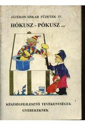 Hókusz - pókusz... - Régikönyvek