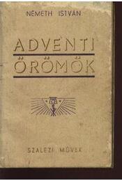 Adventi örömök - Régikönyvek