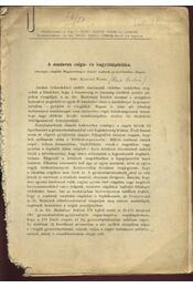 A madarak csiga- és kagylótápláléka - Régikönyvek