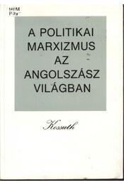 A politikai marxizmus az angolszász világban - Régikönyvek