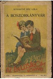 A boszorkányvár - Régikönyvek