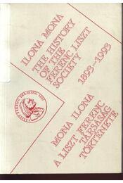 A Liszt Ferenc Társaság története - Régikönyvek
