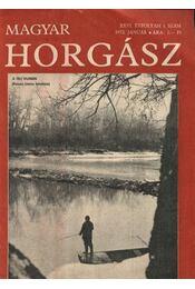 Magyar Horgász 1972. évf. hiányos - Régikönyvek