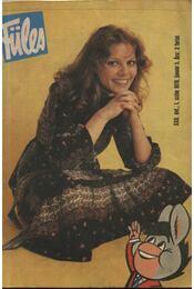 Füles 1978. évfolyam (teljes) - Régikönyvek