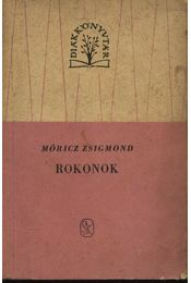 Rokonok I-II. kötet - Régikönyvek