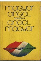 Magyar-angol; angol-magyar útiszótár - Régikönyvek
