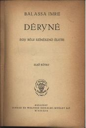 Déryné I-II. kötet - Régikönyvek