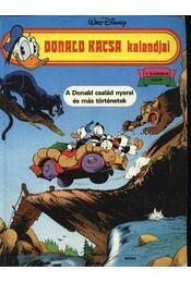Donald kacsa kalandjai (3. klasszikus album) - Régikönyvek