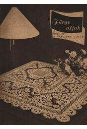 Fürge ujjak 1966. X. évfolyam (Hiányos) - Régikönyvek