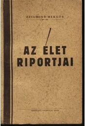 Az élet riportjai - Régikönyvek