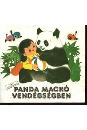 Panda mackó vendégségben - Régikönyvek