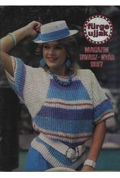 Fürge Ujjak Magazin Tavasz-nyár 1987 - Régikönyvek