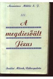 A megdicsőült Jézus - Régikönyvek