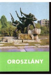 Oroszlány - Régikönyvek
