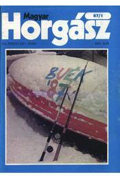 Magyar Horgász 1987. január-december - Régikönyvek