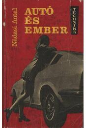 Autó és ember - Régikönyvek