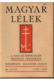 Magyar Lélek 1943. január - Régikönyvek