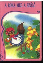 A róka meg a szőlő - Régikönyvek