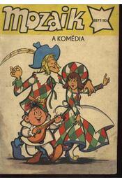 A komédia (Mozaik 1977/10.) - Régikönyvek