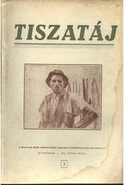Tiszatáj 1955. június-július IX. évfolyam 3. - Régikönyvek