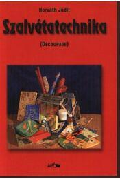 Decoupage - Régikönyvek