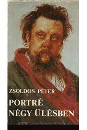 Portré négy ülésben - Régikönyvek