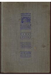 Vándorlegények - Régikönyvek