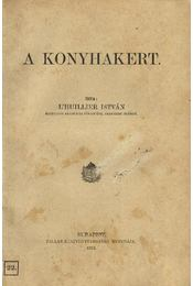 A konyhakert - Régikönyvek