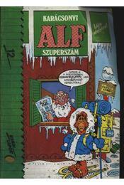 Alf 12. Karácsonyi szuperszám - Régikönyvek