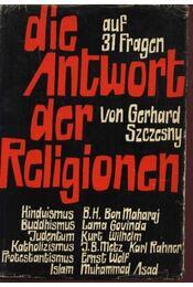 Die Antwort der Religionen - Régikönyvek