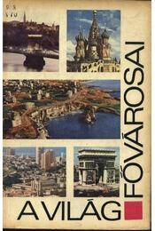 A világ fővárosai - Régikönyvek