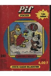 Pif Poche 241 - Régikönyvek