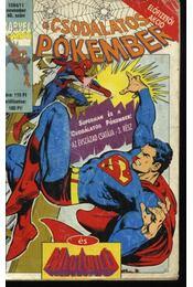 A csodálatos Pókember 1994/11. november  66. szám - Régikönyvek