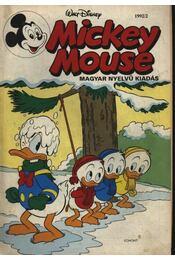 Mickey Mouse 1992/2. - Régikönyvek