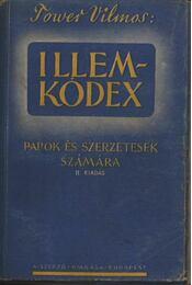 Illem-kódex - Régikönyvek