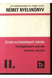 Német nyelvkönyv II. - Régikönyvek