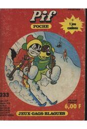 Pif Poche 233 - Régikönyvek