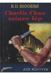 Charlie Chan színre lép - Régikönyvek