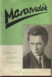 Marosvidék 1960 március - Régikönyvek