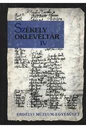 atirni - Székely népesség-összeírások 1575-1627 - Régikönyvek