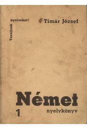 Német nyelvkönyv I-II. kötet - Régikönyvek