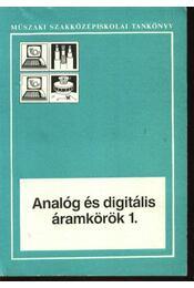 Analóg és digitális áramkörök 1. - Régikönyvek