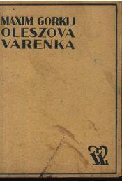 Olészova Varenka - Régikönyvek