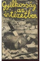 Gyilkosság az intézetben - Régikönyvek